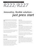 Download Ricoh R227 Recycled Photocopier Brochure - Page 2