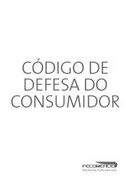 Código de Defesa do Consumidor - agaepb.com.br