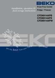 Download the PDF - Beko