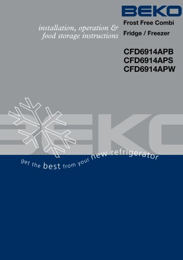 Download the PDF - Beko