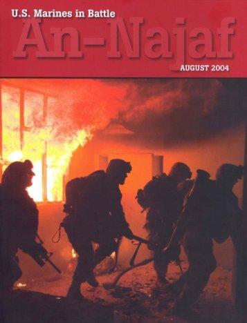 The Battle of An-Najaf - Marine Corps