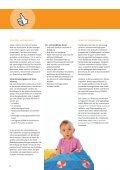 Zur Sicherheit in Kinderkrippen - Unfallkasse Nord - Seite 6