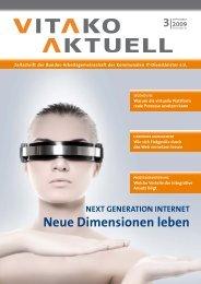 Vitako aktuell 3-2009 Bundesausgabe (offen)