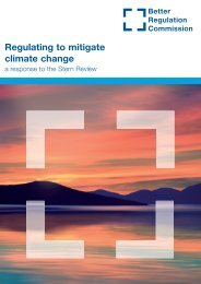 Regulating to mitigate climate change – a ... - BiP Solutions Ltd.
