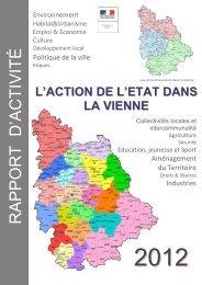 rapport d'activité 2012 - 3,00 Mb - 02/07/2013 - Préfecture