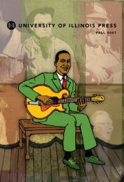 Fall 2007 - University of Illinois Press