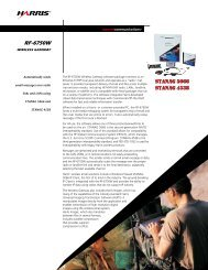 RF-6750W Wireless Gateway Data Sheet