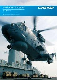 I-Band Transponder (IBT) - Cobham plc