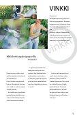 Ohjeita korkeapainepesurin käyttöön - Page 5