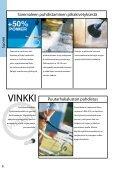 Ohjeita korkeapainepesurin käyttöön - Page 6