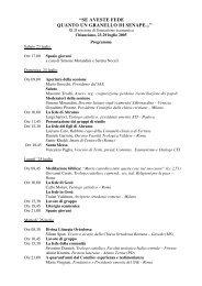 Programma - InternEtica