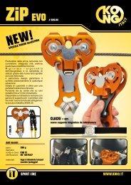 Download Zip Evo brochure (PDF, 1.6mb) - Kong