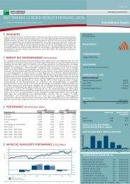 bnp paribas l1 bond world emerging local - BNP Paribas Investment ...