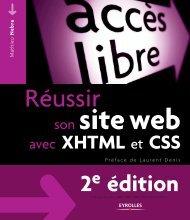 avec XHTML et CSS