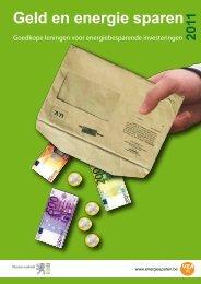 VEA - Geld en energie sparen - Eandis