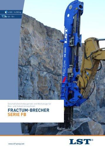 Fractum-Brecher Serie FB