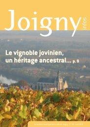 N° 39 - avril 2012 - Joigny
