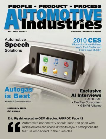 Q3 2009 - Automotive Industries