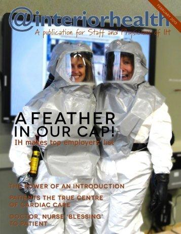 Edition 129 - February 2013 - Interior Health