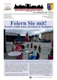 Feiern Sie mit! - Stadtgemeinde Ternitz