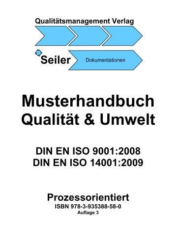 Musterhandbuch