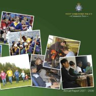 Download the 2007 - 2008 Annual Report (PDF 1.7mb)