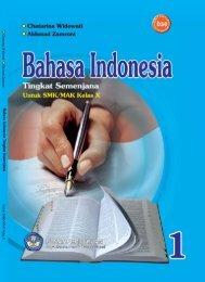Bahasa Indonesia Tingkat Semenjana