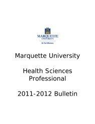 Marquette Academic Calendar 2022.Pdf For Printing Marquette University Bulletin