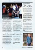 Sommer 2007 - Camphill Norge - Page 6