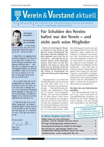 Verein&Vorstand aktuell - Sport-in-gladbeck.de