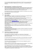 MINUTES OF THE CENTRAL SANA FORUM MEETING HELD ON 6 OCTOBER 2010 ... - Page 2