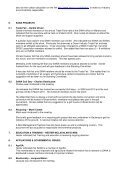 MINUTES OF THE CENTRAL SANA FORUM MEETING HELD ON 6 OCTOBER 2010 ... - Page 4