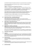 MINUTES OF THE CENTRAL SANA FORUM MEETING HELD ON 6 OCTOBER 2010 ... - Page 5