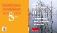 La sostenibilidad como generadora de empleo - Fundación Banco ...