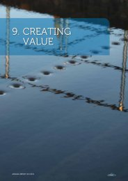 Creating Value - Umgeni Water