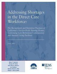 Nursing Workforce Report.qxd - LeadingAge