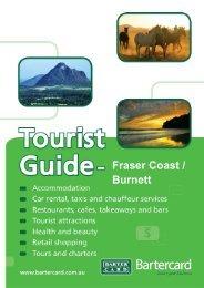 Fraser Coast / Burnett - Bartercard Travel