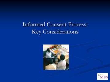 Informed Consent-Woman-Infant