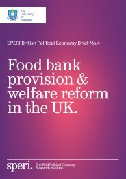 SPERI-British-Political-Economy-Brief-No4-Food-bank-provision-welfare-reform-in-the-UK