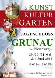 Teilnahmebedingungen (PDF) 2014 - Kunst Kultur und Garten auf ...
