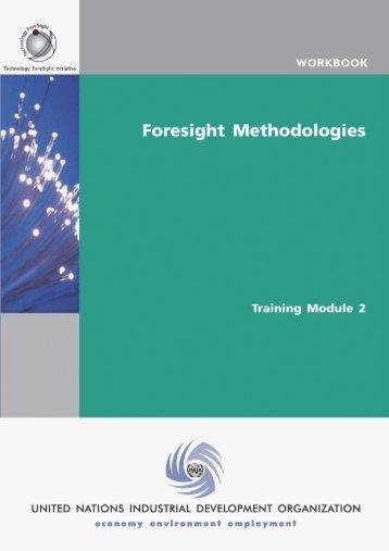 Foresight Methodologies - Foresight.cz