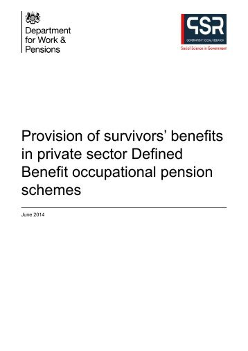 rr868-survivors-benefits-in-occupational-pension-schemes
