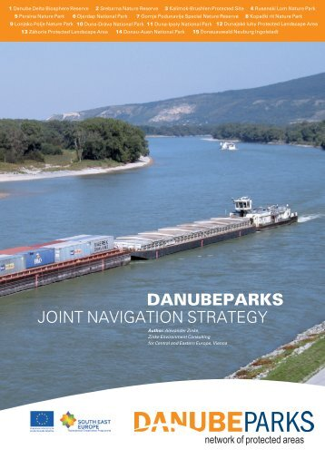 DANUBEPARKS Joint navigation Strategy