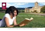 Residential Teenager Courses - The Devon School of English
