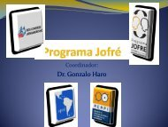 2010 programa jofre - Grupo Txp