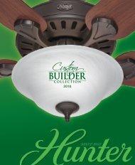 2010 - Hunter Fan