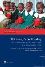 Rethinking School Feeding - INEE