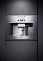 Fully Automatic espresso machine. - Sampford IXL