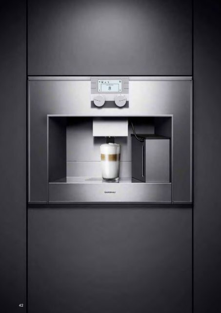 Fully Automatic espresso machine. - Sampford IXL