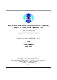 sim uts zainuddin.pdf - FIK UI - Universitas Indonesia